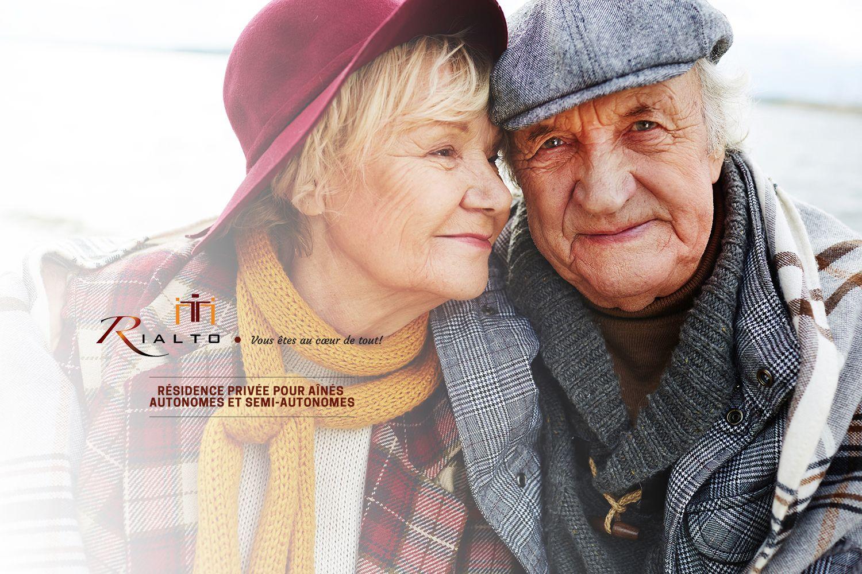 Résidence Rialto pour personnes âgées semi-autonomes